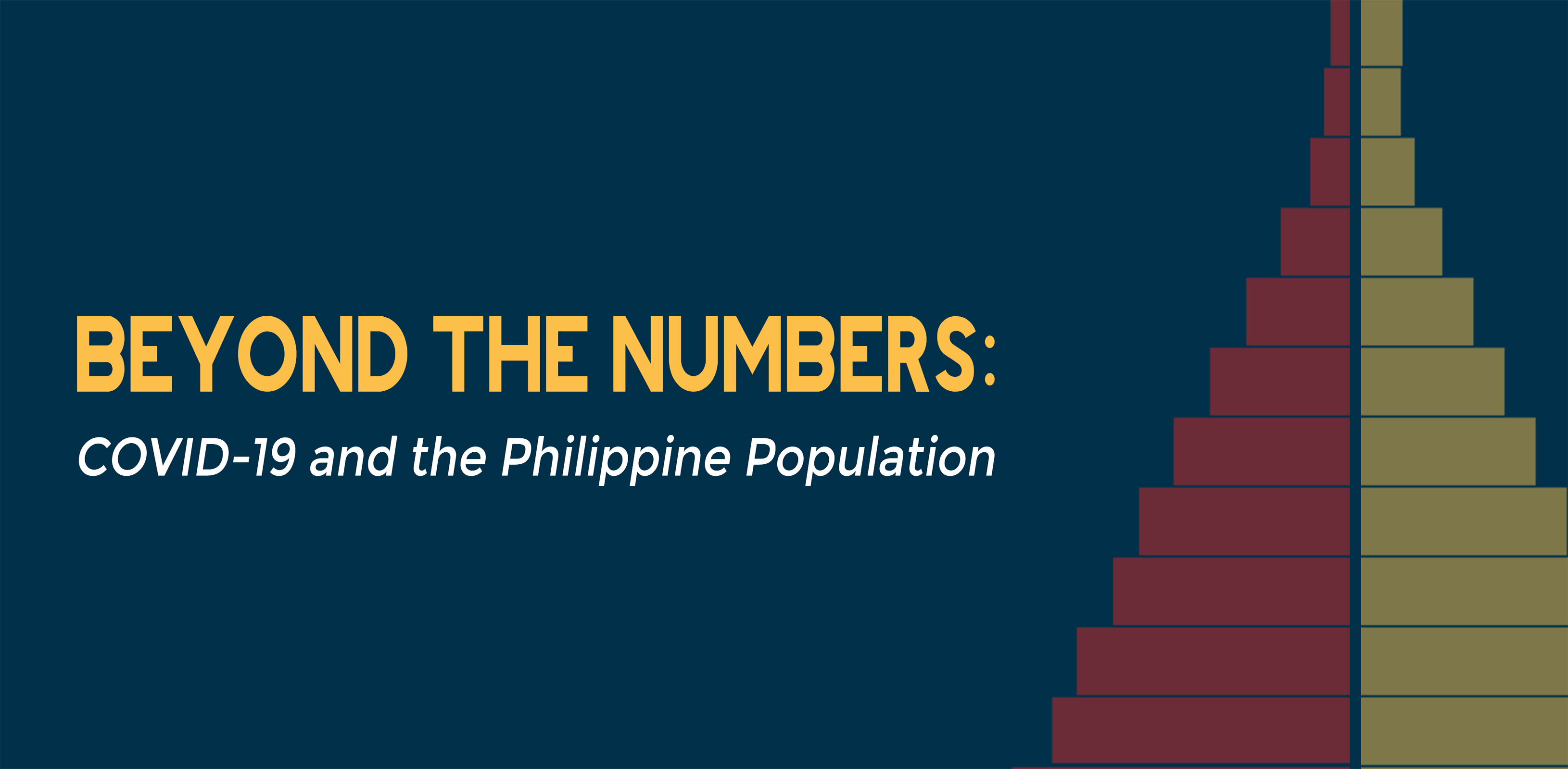 Beyond the Numbers: COVID-19 and the Philippine Population