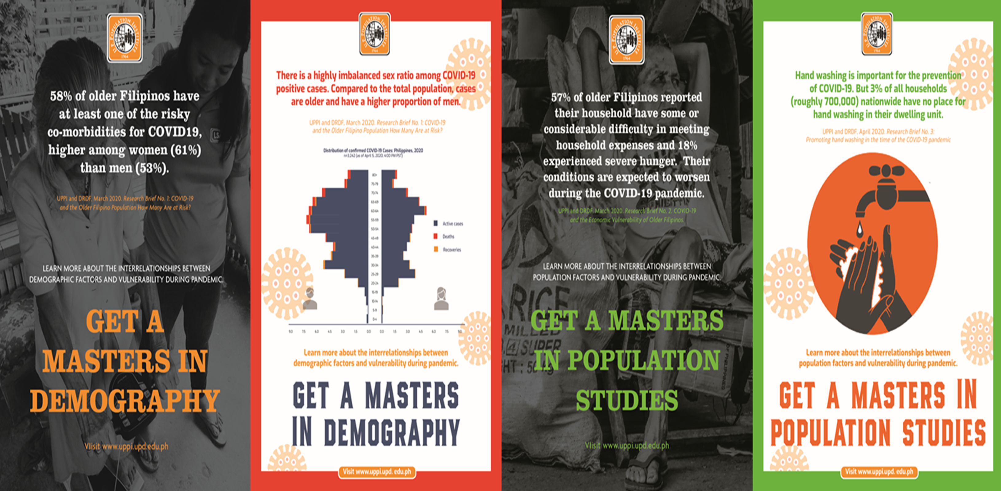 Enrol in our Masters Programs!